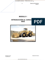 Manual Capacitacion Cargador Frontal 992g Caterpillar Ferreyros