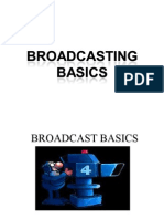 BroadcastBasics