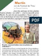 Conférence de Philippe Martin