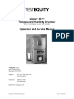 Test Equity 1007H-EZ User Manual