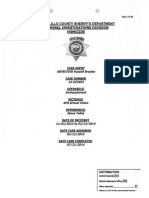 Steve Tellez Investigation by BCSD