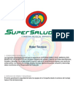 Supersaludable Rider 2014