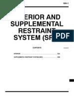 catalogo pajero - sistema srs air bag - bancos e cintos de seguranca.pdf