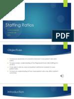 staffing ratios