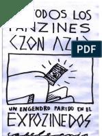 Expozinedos No todos los fanzines <zon así>