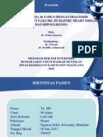 PPT Portofolio 1 dr. Wella Manovia RSUD MUNTILAN KAB MAGELANG 2014