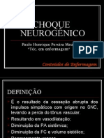 Choque Neurogenico