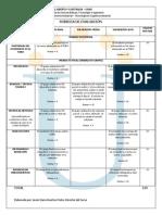 Rubrica Evaluacion Por Proyecto 20141