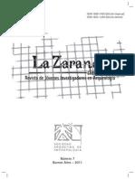 La Zaranda 7