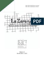 La Zaranda 8