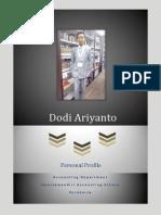 Personal Profile_Dodi Ariyanto