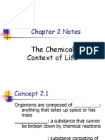 AP Chapter 2 Closed Notes