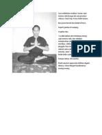 Cara Melakukan Meditasi Harian Vajra Tummo Reiki Lineage Eko Rani Prasetyo Wibowo
