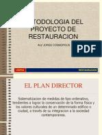 Clase 2 - Metodologia Del Proyecto de Restauracion