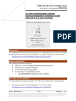 PL2303 Mac OS X 10.6 and Above Driver Installation Guide