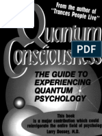 Quantum Consciousness - The Guide to Experiencing Quantum Psychology