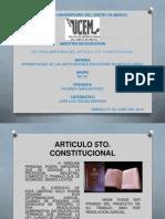 Ley Reglamentaria Del Artículo 5to. Constitucional