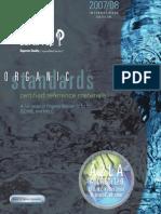 International Organic Catalog