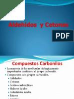 Aldehidos y Cetonas Grupo 3 Aula