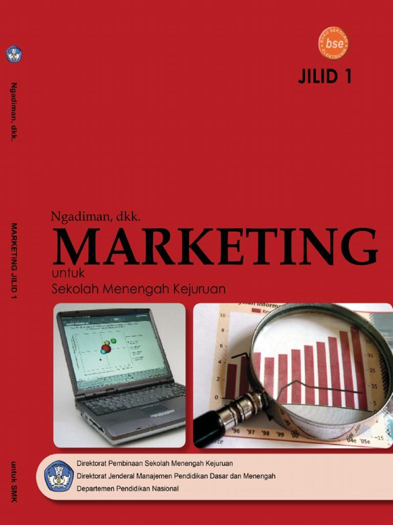 Kelas X SMK Marketing Ngadiman