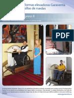 21170 a PB Xpress II Brochure Espanol