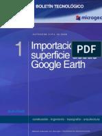 01 Boletin N1 Importacion de Superficies Desde Google Earth 6