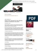 Derecho,Normas y Jurisprudencias_ Estructura Jerarquica Del Sistema Juridico Normativo Del Peru