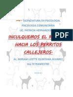 Proyecto Comunitario 1 (Perritos)
