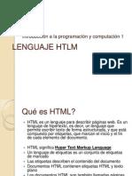 Clase1 HTML
