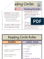 reading circle activities part 1