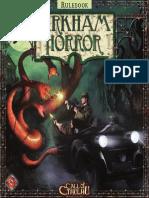 01 - Arkham Horror - Reglas (en Español)
