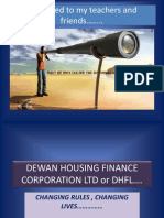 PPT on DHFL
