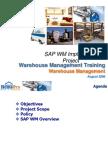 SAP WM Implementation Project.ppt