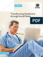 Impact of Social Media in Healthcare