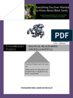 Black Seed Research Document