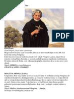 Devetnica Sv. Pelegrinu