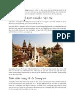 Chiang Mai Thành Phố Cổ Với Nhiều Điều Bí Ẩn