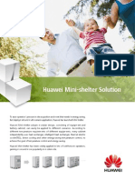 03 Huawei Mini Shelter Solution