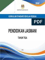 Dokumen Standard Pendidikan Jasmani Tahun 3 3