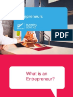 Entrepreneurs Presentation