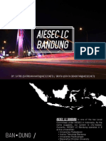 AIESEC LC Bandung 14/15 Booklet