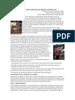 Entrenamiento Con Cargas de Mateo Garralda. MINTXO LASAOSA