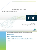 Best Practices for Working With CAD Related Product Structures Community Version