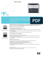 Hp Laserjet 1320 manual