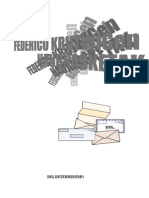 F K Hausnarketak - Krutwig Sagredo, Federico
