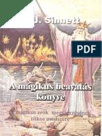 127650008 a Magikus Beavatas Konyve a J