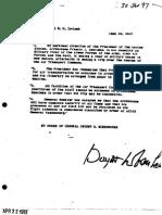 Eisenhower Ireland june 30 1947