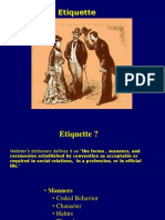 Etiquettes for All