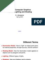 ComputerGraphics_Lighting_N_Shading
