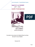 Sf.luca Al Crimeii - Minuni Contemporane